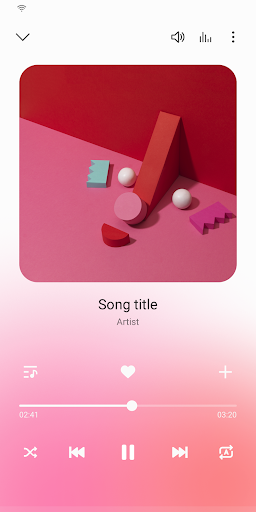 Samsung Music 16.2.22.20 Screenshots 1