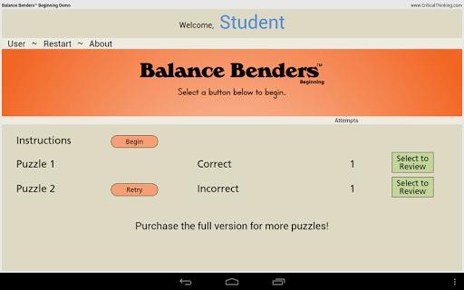 balance benders™ beg (free) screenshot 3