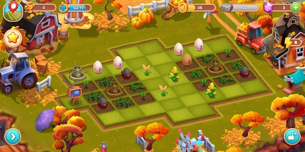Mingle Farm – Merge and Match Game Apk Mod + OBB/Data for Android. 8