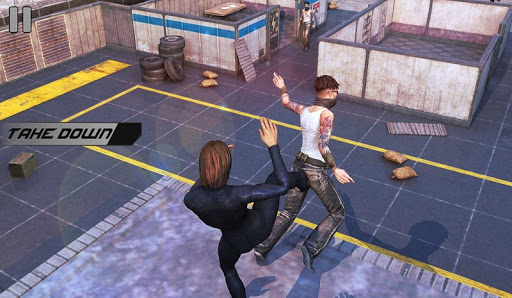 agent kim 007 - stealth game screenshot 1