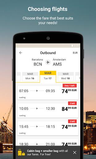 Vueling - Cheap Flights 10.23.0 Screenshots 2