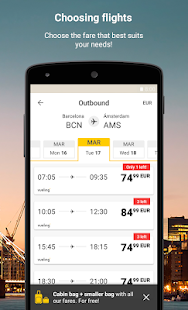Vueling - Cheap Flights Screenshot