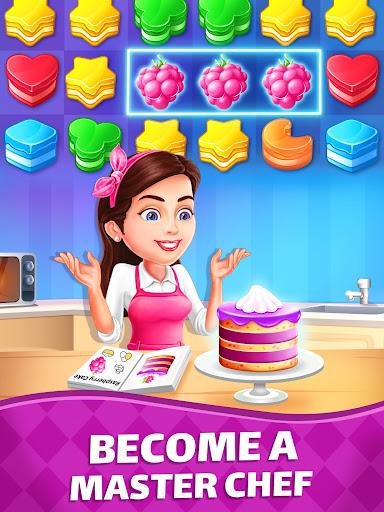 Cake Blast ud83cudf82 - Match 3 Puzzle Game ud83cudf70  screenshots 8