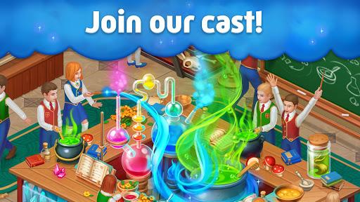 Spellmind - Magic Match  screenshots 5