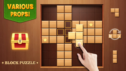 Wood Block Puzzle - Free Classic Brain Puzzle Game 1.5.3 screenshots 23