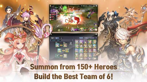 Soul Seeker: Six Knights u2013 Strategy Action RPG filehippodl screenshot 2