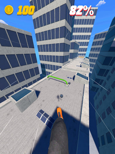 Rooftop Run  screenshots 10