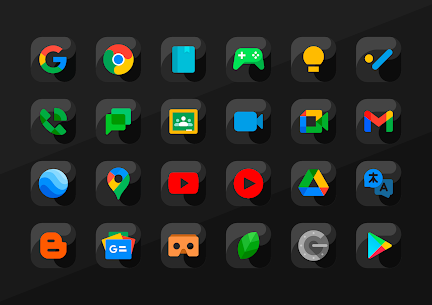 Anubis Black – Icon Pack Apk 2.1 (Paid) 6