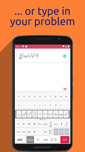 Symbolab - Math solver android2mod screenshots 5