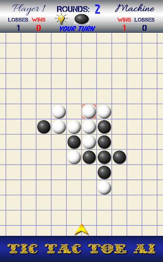 Tic Tac Toe AI - 5 in a row apktram screenshots 19