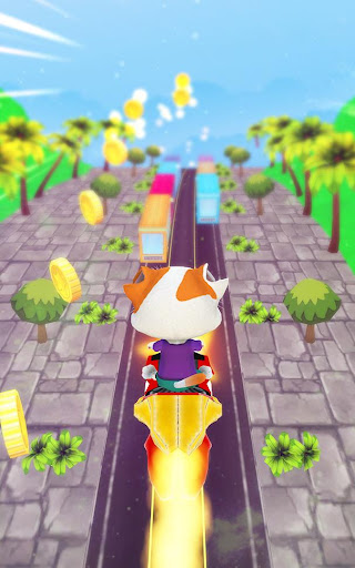 Cat Run Simulator 3D : Design Home screenshots 13