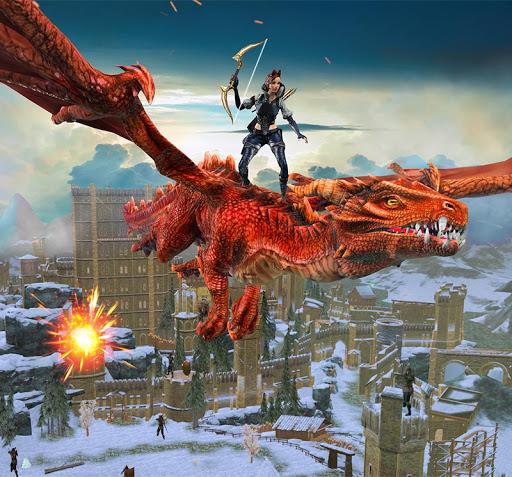 Flying Dragon Games : City Action 3D screenshots 6