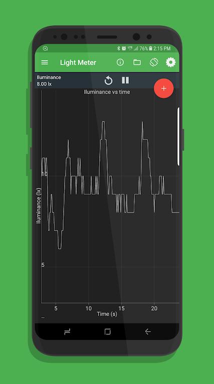 Physics Toolbox Sensor Suite Pro poster 4