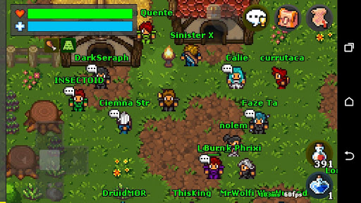 Mirage Realms MMORPG 0.5.35 screenshots 1