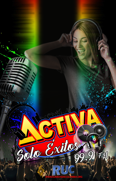 ACTIVA RADIO 99.9 fm screenshot 1