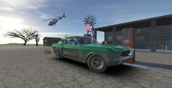 Classic American Muscle Cars 2 Mod Apk