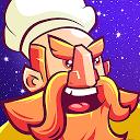 Starbeard - Intergalactic Roguelike puzzle game