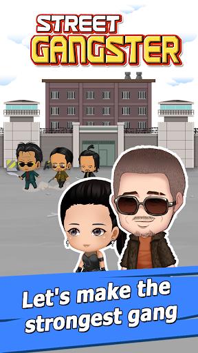 Street Gangster - Idle Game Apkfinish screenshots 1