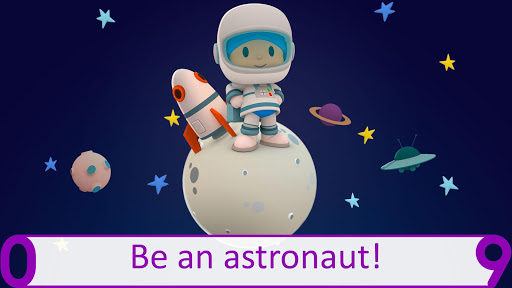 Pocoyo 1, 2, 3 Space Adventure: Discover the Stars  screenshots 17