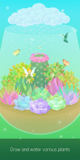 My Little Terrarium - Garden Idle apktram screenshots 2
