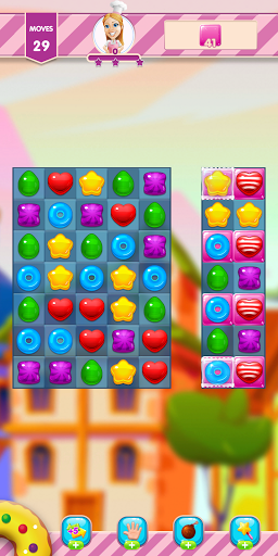 Sweet Jelly Crush Match 3 screenshot 11