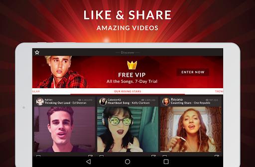 StarMaker Lite: Singing & Music & Karaoke app  Screenshots 16