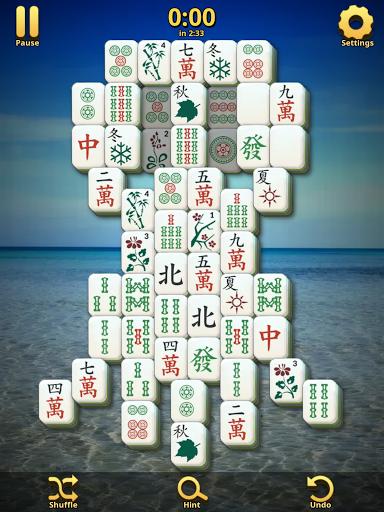 Mahjong Solitaire Classic : Tile Match Puzzle 2.1.16 screenshots 13