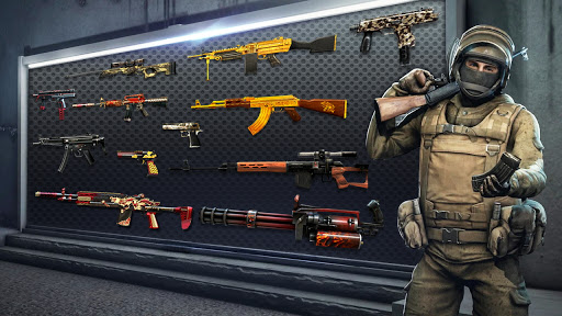 FPS Elite Strike - SWAT Gun Shooting Game 3D  screenshots 6