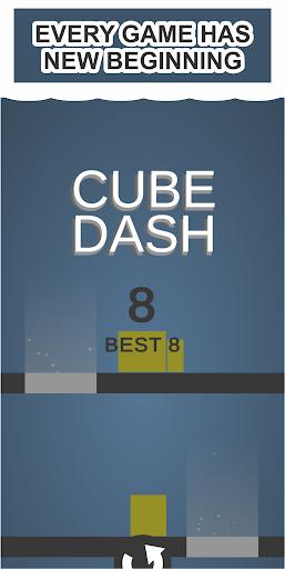 Cube Dash World apkpoly screenshots 1
