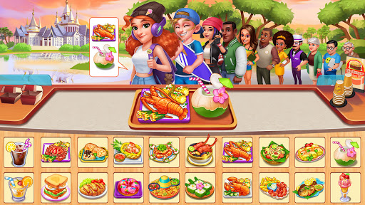 Cooking Frenzyu2122:Fever Chef Restaurant Cooking Game 1.0.40 screenshots 3