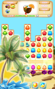 Sun Candy: Match 3 puzzle game