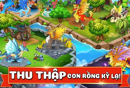 Dragon Battle Ver. 12.48 MOD APK | Unlimited Gold | Unlimited Diamonds | Unlimited Resources 3