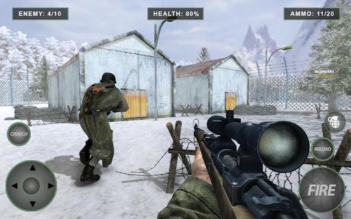 World War Sniper Hero : Frontline Arena 1.1.6 screenshots 1