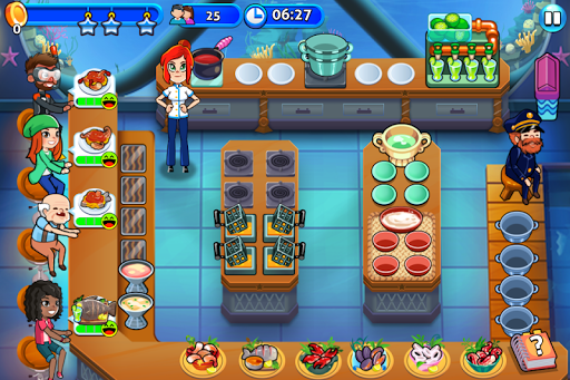 Chef Rescue - Cooking & Restaurant Management Game 2.12.4 Screenshots 5