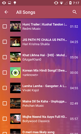 songs cafe - mp3 music player screenshot 3