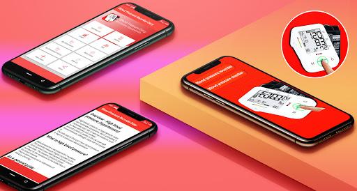 Blood pressure Tracker & bp diary  screenshots 4