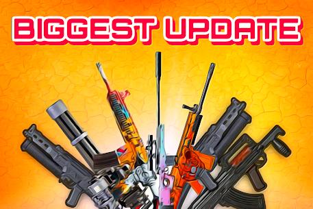 PUB Gun Sounds: Battleground Guns – BATTLE ROYALE 2