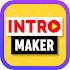 Intro Maker, Outro Maker With Music & Video