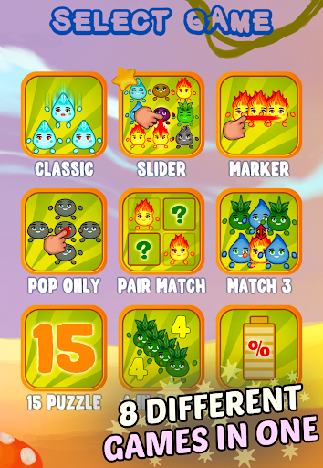 Splash and Boom - Elements 5.6 screenshots 3