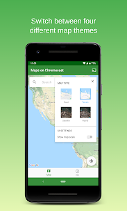 Maps on Chromecast Pro v1.7.6 MOD APK – Map app for your TV 5