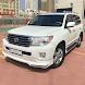 Prado Car Parking Simulator - New Car Game
