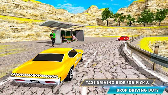 Crazy Taxi Driver: Taxi Game 3.3 Screenshots 5