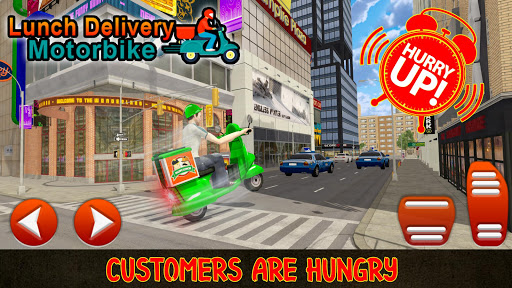 Moto Bike Pizza Delivery Games 2021: Food Cooking 1.12 screenshots 3