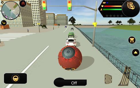 Robot Ball Mod Apk (Unlimited Money/God Mode) 1