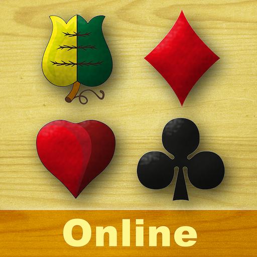 Šnaps - Online Schnapsen App
