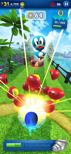 Télécharger Sonic Dash - Jeu de course à pied et saut ! APK MOD (Astuce) 4