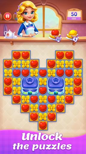 Candy Sweet Legend - Match 3 Puzzle 6.01.002 screenshots 1