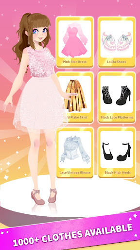 Lulu's Fashion World - Dress Up Games apkpoly screenshots 2