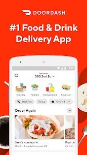 DoorDash – Food Delivery Apk 1