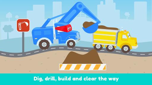 Carl the Super Truck Roadworks: Dig, Drill & Build 1.7.13 screenshots 3